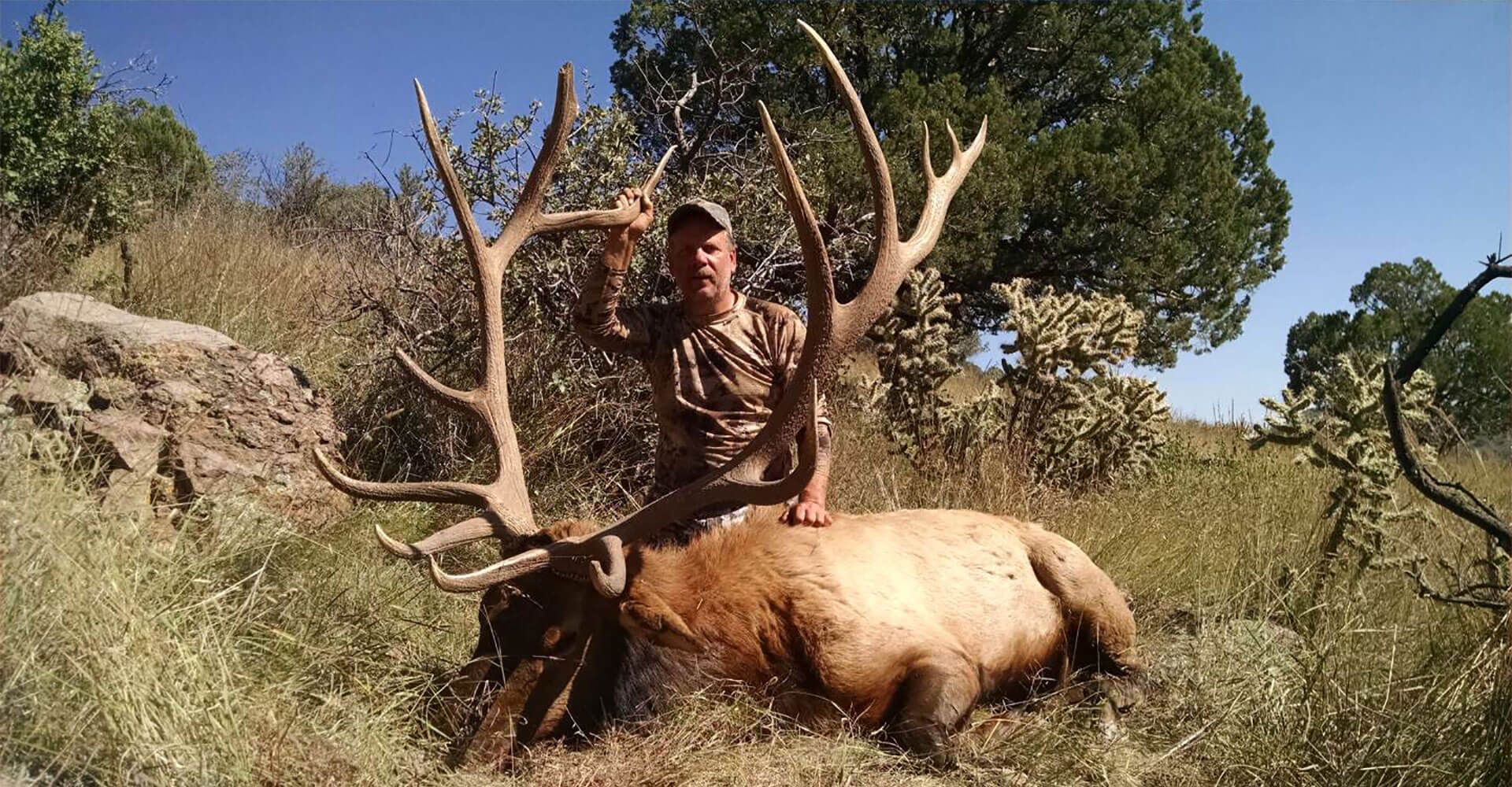 Big Rim Outfitters - New Mexico and West Texas Hunting